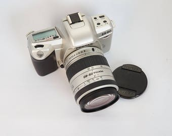 Pentax ZX-60 AF SLR with 28-80mm Zoom