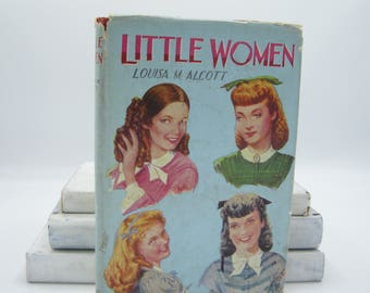 Little Women by Louisa M. Alcott (Vintage, Classics)