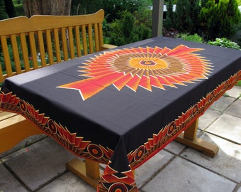 African Table Cloth Etsy