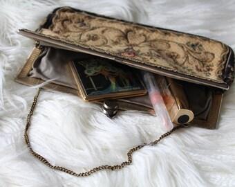 Vintage Petit Point Purse | Vintage Handbag