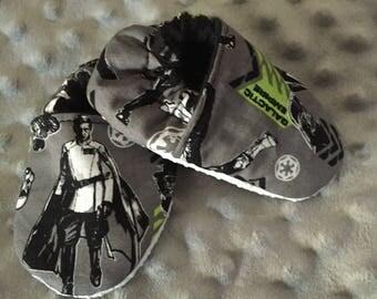 Starwars Crib Shoes/ Slippers