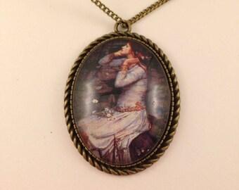 Waterhouse pendant necklace
