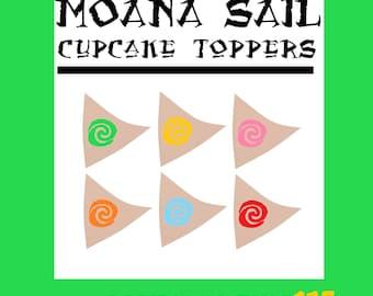 Intrepid image with moana sail printable