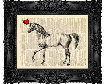Unicorn Art Print 532