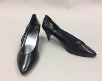 RARE 1980's Size 9 Marilyn Monroe Line by Thom McAn | Unworn | New Old Stock