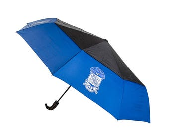 PHI BETA SIGMA Airvent Automatic Umbrella