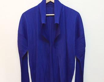 Rare Issey Miyake Long Sleeve Shirt / yohji yamamoto / comme des garcons / kansai yamamoto / japanese desginer / rare