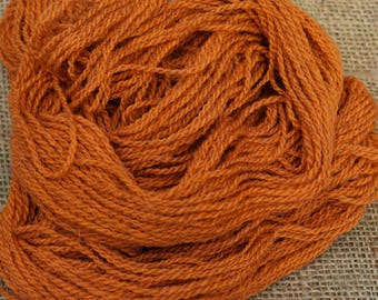 Autumn Sport weight 2 ply American wool yarn from USA local farm