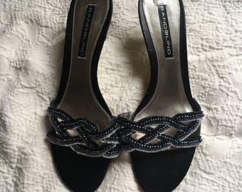 Bandolino womens High heel slide