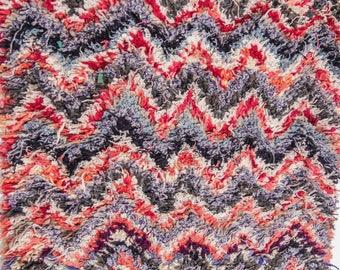 azilal rug Area rug vintage rug, moroccan rug, rug, carpet, azilal, berber teppich H84