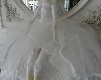 TILDA ballerina 68 CM doll