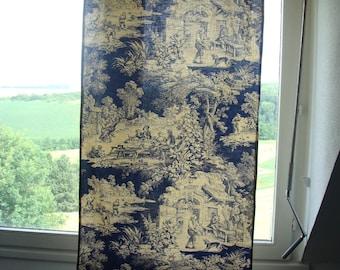 Curtain Panel world peasant 100% cotton