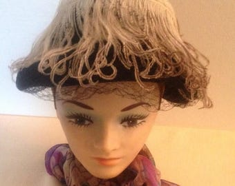 Anniversary Sale Awesome Vintage Oestrich Feather Hat