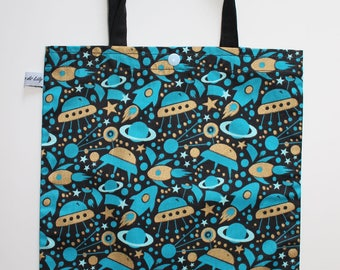 "Bag ""Tote bag"" saucer boy"