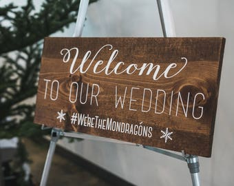 Custom Wedding Signs - Perfect Signs for Wedding Decor