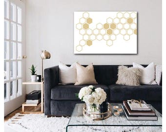 Ivory Hexagon photo