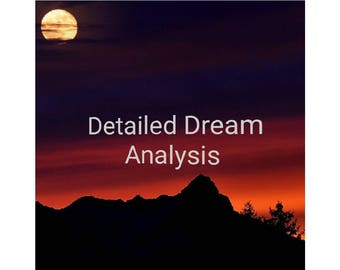 Detailed dream analysis, pagan and Wiccan, Dream interpretation, psychic readings, dream readings, what does my dream mean, confusing dream