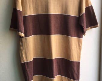 Vintage HANG TEN Stripe t shirt