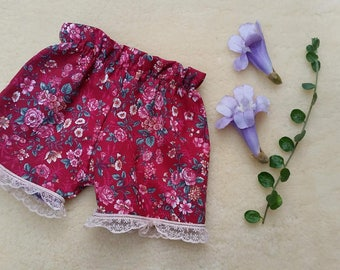 Vintage inspired girls Shorts in size 000