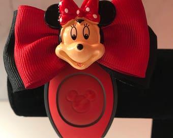 Minnie Mouse Magic Band Bow