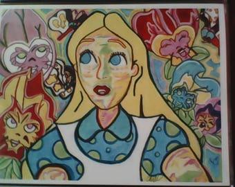 Alice print