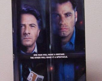 Mad City VHS John Travolta/ Dustin Hoffman