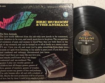 Eric Burdon & The Animals : Winds Of Change (Vinyl LP)