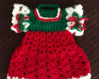 Christmas dress small pet