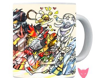 Pokemon Moon Team [Pokemon]