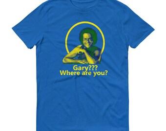 Gary??? Howard Stern Show Richard Simmons T-shirt