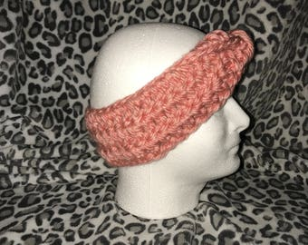 Crochet Ear Warmer/ Crochet Headband