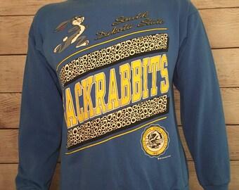 Rare South Dakota State Jackrabbits 1991 Sweatshirt by Saturday's Hero