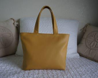 Bags | Mustard Yellow Bag | ALPHONSINA