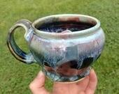 Cauldron Mug in Runic Moo...
