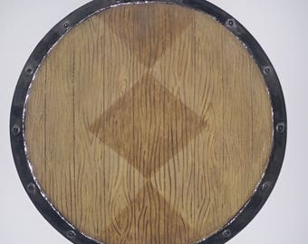 Decorative Hanging Round Shield