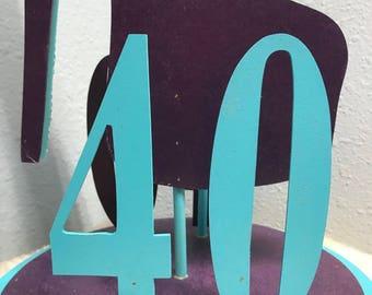 40 Center pics