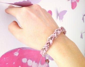 Capture color bracelet