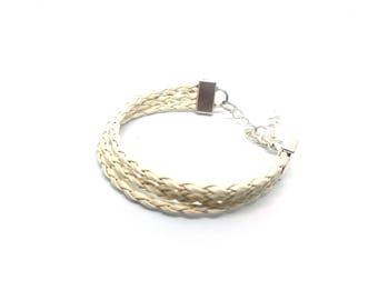 Ecru women bracelet