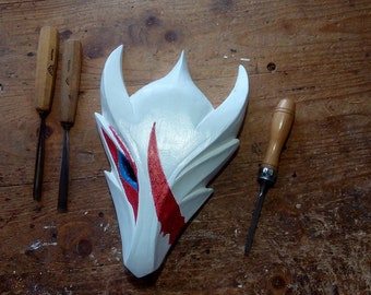 Blood Moon Talon Mask