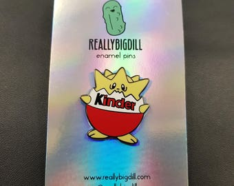 Togepi Surprise Hard Enamel Pin
