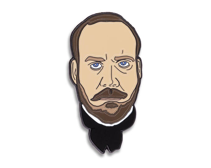 The Giamatti Pin
