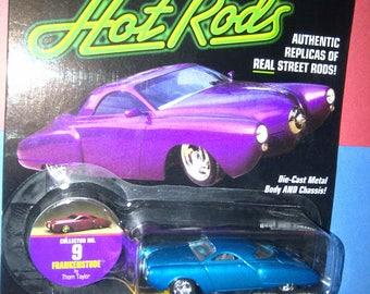 Hot Rods Street Rods Studabaker Frankenstude by Johnny Lightning new on card