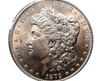 1879 O Morgan Silver Dollar - Gem BU / MS / Unc