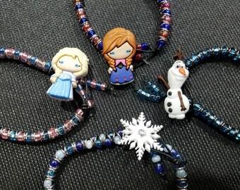 Disney Frozen bracelets