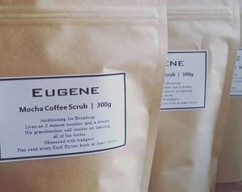Mocha Exfoliating Coffee Body Scrub