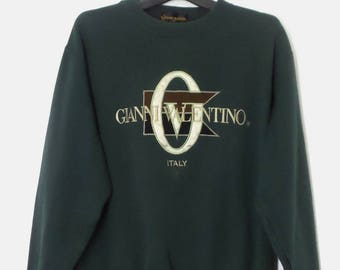 Gianni Valentino VINTAGE Gianni Valentino Sweater Made In China Men's Size M