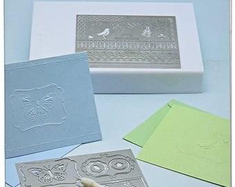 Martha Stewart Crafts Dry Embossing Starter Kit