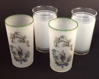 2 for 10 ~ Your Choice of Various Vintage Tumbler Pairs