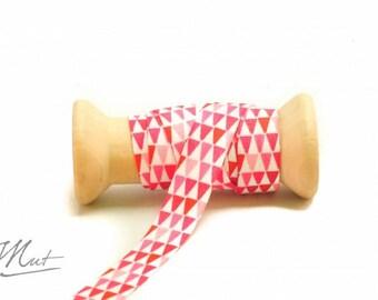 3m seam rubber - triangle red - 15 mm