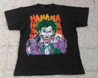 Vintage Joker Shirt